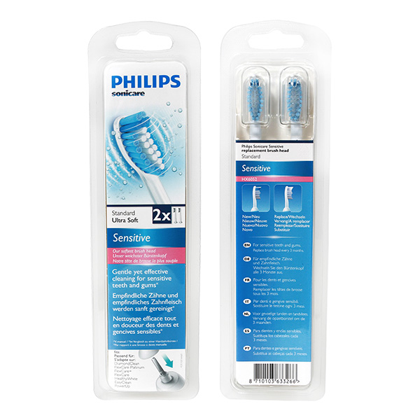 Насадки Philips ProResults HX6052 (Ultra soft)