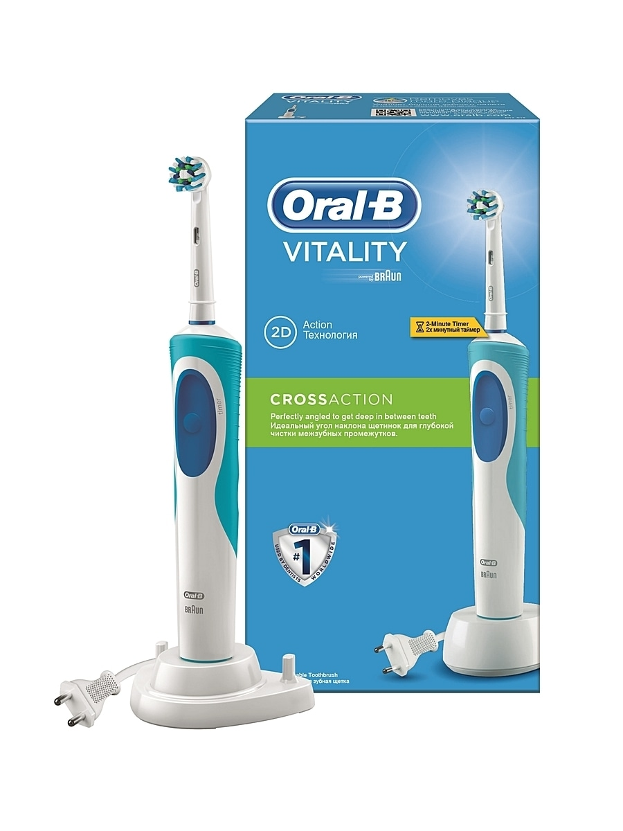 Oral-B Vitality D12 Cross Action