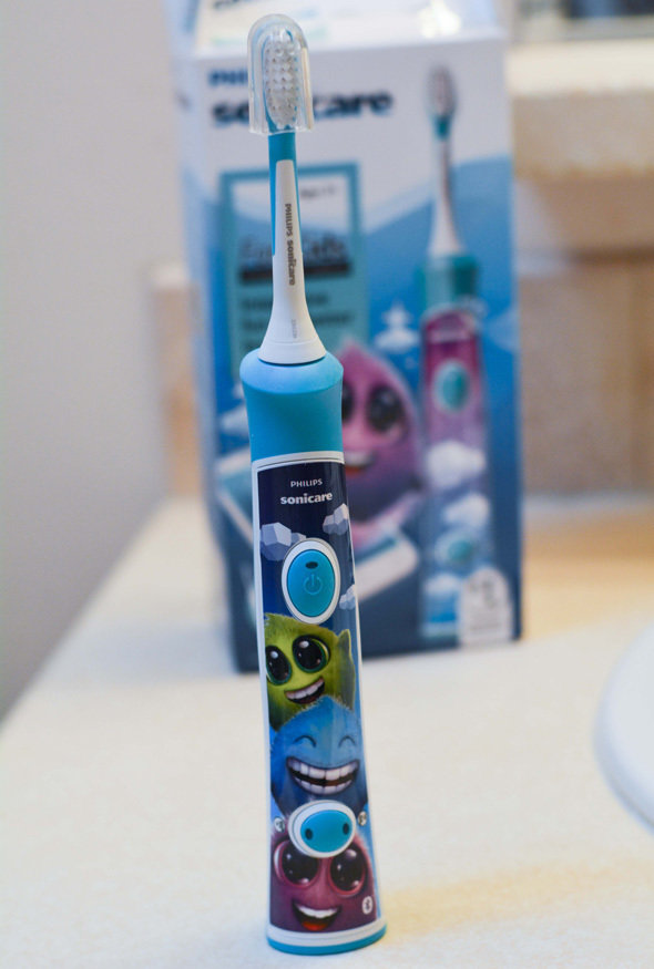 Philips Sonicare For Kids HX6361/14 Bluetooth